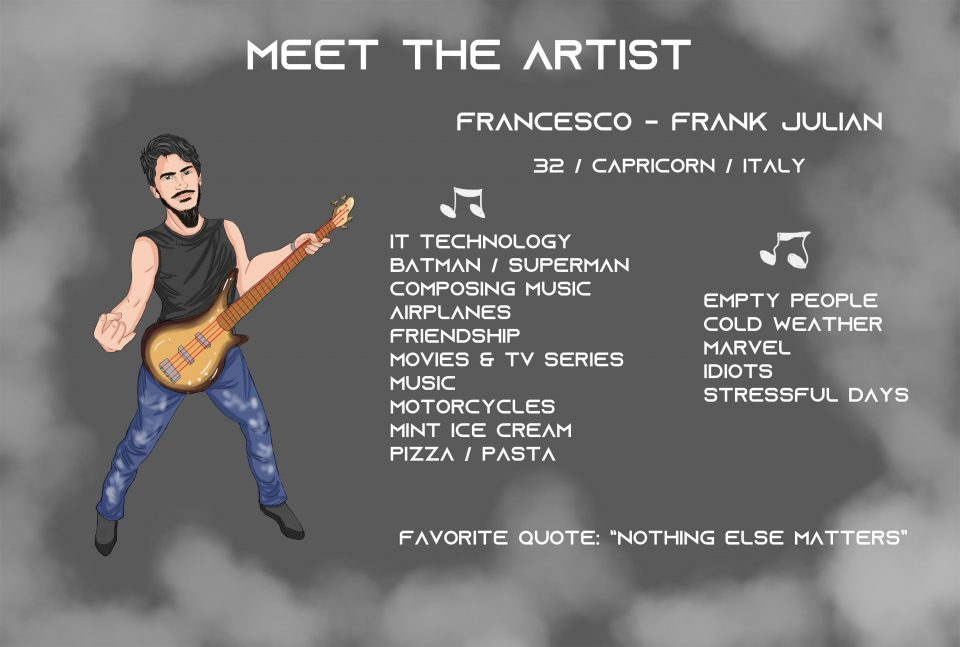 Frank Julian: Meet The Artist